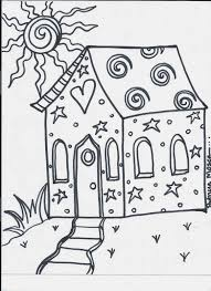 the creative playground your house coloring book page