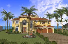 mediterranean style floor plans 2 story mediterranean style house plans decohome