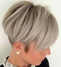cropped hairstyles with wisps in the nape of the neck for women 150 cool short pixie blonde hairstyle that must you try blonde