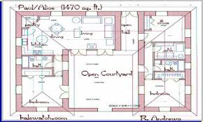 100 u shaped floor plans single floor l shaped house plans