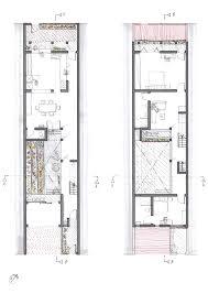 Row House Floor Plan Urban Farm Housing On Behance