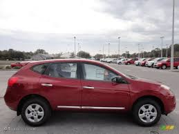 nissan rogue exterior cayenne red 2012 nissan rogue s exterior photo 61140881