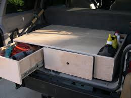 jeep camping mods could do a built in inverter in this too with all the electrics