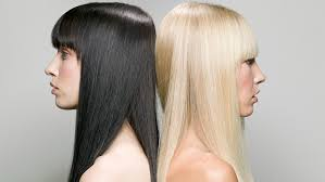 a hair gloss treatment gives you a color u0026 shine kick without