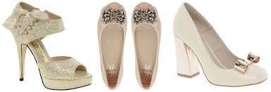 wedding shoes asos bridal shoe inspiration confetti co uk