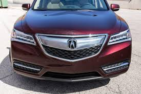 2014 acura mdx overview cars com