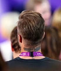 pictures of back view of david beckham hairstyles 2012