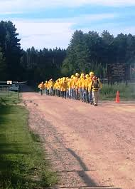 Colorado Wildfire Training Academy by Our Academy Partners Advanced Minnesota Itasca