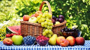 fruit in a basket diet is key to outstanding health
