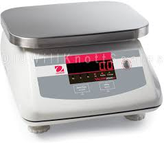 Ohaus Bench Scale Ohaus Valor 2000 Series Compact Bench Scales