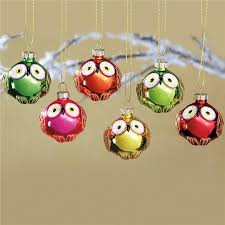 owl ornaments crafts owls owl