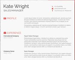 modern resume exle 50 free microsoft word resume templates that ll land you the