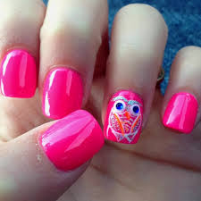 nail art grade 7 beautify themselves with sweet nails