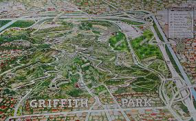 griffith park map griffith park map view large you can get a poster size a flickr
