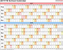 calendars teacher calendar template calendars 2017 2018 as free printable pdf templates