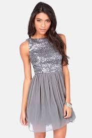 bb dakota holly dress silver dress sequin dress 87 00