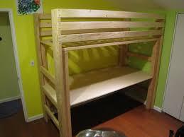 perfect twin loft bed plans modern loft beds