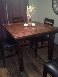 High Kitchen Table Sets by Best 25 Pub Style Table Ideas On Pinterest Diy Pub Style Table