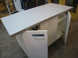 lab bench from kitchen cabinets ikea hackers ikea hackers