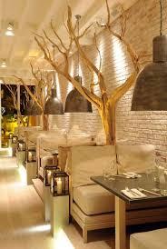 Orange Restaurant Interior Top  Restaurant Interior Design Color - Restaurant interior design ideas