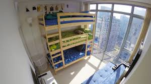 How Big Is A 500 Square Foot Apartment This Man Lives With His Five Young Kids In A 1 050 Square Foot