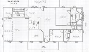 daylight basement floor plans 15 surprisingly one floor house plans with walkout basement