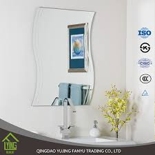 High Quality Bathroom Mirrors by China Mirror Factory High Demand Export Products Design Bathroom