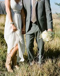 a vintage rustic autumn wedding outdoors in wyoming martha