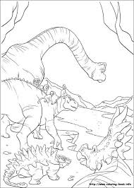 24 Dinosaur Coloring Pages Images Coloring