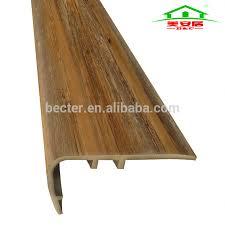 pvc stair nosing rubber flooring trim pvc stair nosing rubber