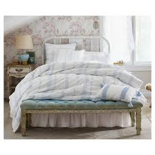 target simply shabby chic bohemian embroidered duvet cover set simply shabby chic target