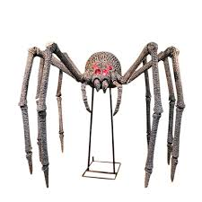 Home Depot Christmas Lawn Decorations by Home Accents Holiday 9 Ft Gargantuan Spider 5124419 The Home Depot