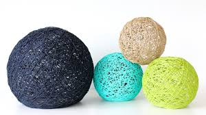new video how to make giant yarn lampshades lanterns and globes