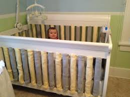 Baby Crib Bumpers Crib Bumpers Use Wonder Bumpers Project Mommy