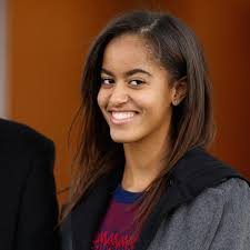 hair evolution malia obama s styles over the years