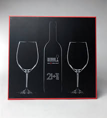 wine glass gift riedel bordeaux wine glass gift box 538 wine and spirits