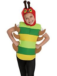 6 9 Month Boy Halloween Costumes Amazon Eric Carle Hungry Caterpillar