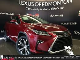 lexus rx red 2016 red lexus rx 350 awd luxury walkaround review north