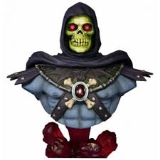 halloween busts tweeterhead masters of the universe skeletor collectible bust my
