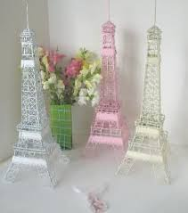 eiffel tower table centerpieces eiffel tower prom table centerpieces decorative eiffel towers