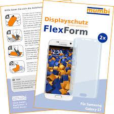 Gute G Stige K Hen Displayschutzfolie Flexform Für Samsung Galaxy S7 Mumbi Shop