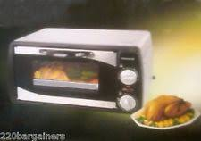 Oven Grill Toaster 220 240v Tefal Of1628 9l Kitchen Oven Grill Toaster Cooking 382