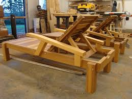 Cedar Patio Furniture Plans Outdoor Lounge Chair By Vanisle Lumberjocks Com Woodworking
