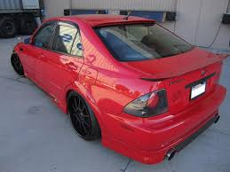 altezza car black absolutely red jce10 for show black sw20 to go clublexus
