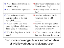How Many Star On The American Flag Wildflower Bouquets U2013 Enjoy Simple Pleasures Katrena U0027s American