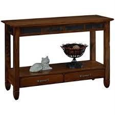 Oak Accent Table Console Tables Cymax Stores