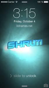 preview of light shine for name shruti