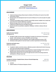 Document Control Resume Sample As You Wish To Be An Applicant Tracking System Ats You Should