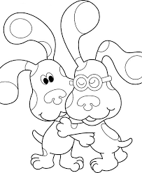 ursula friend coloring cartoon pages