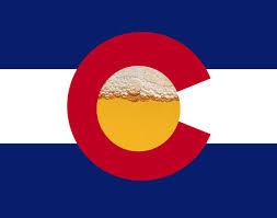 Colorado Breweries Map by Denver Beer Lover U0027s Guide 2016 5280